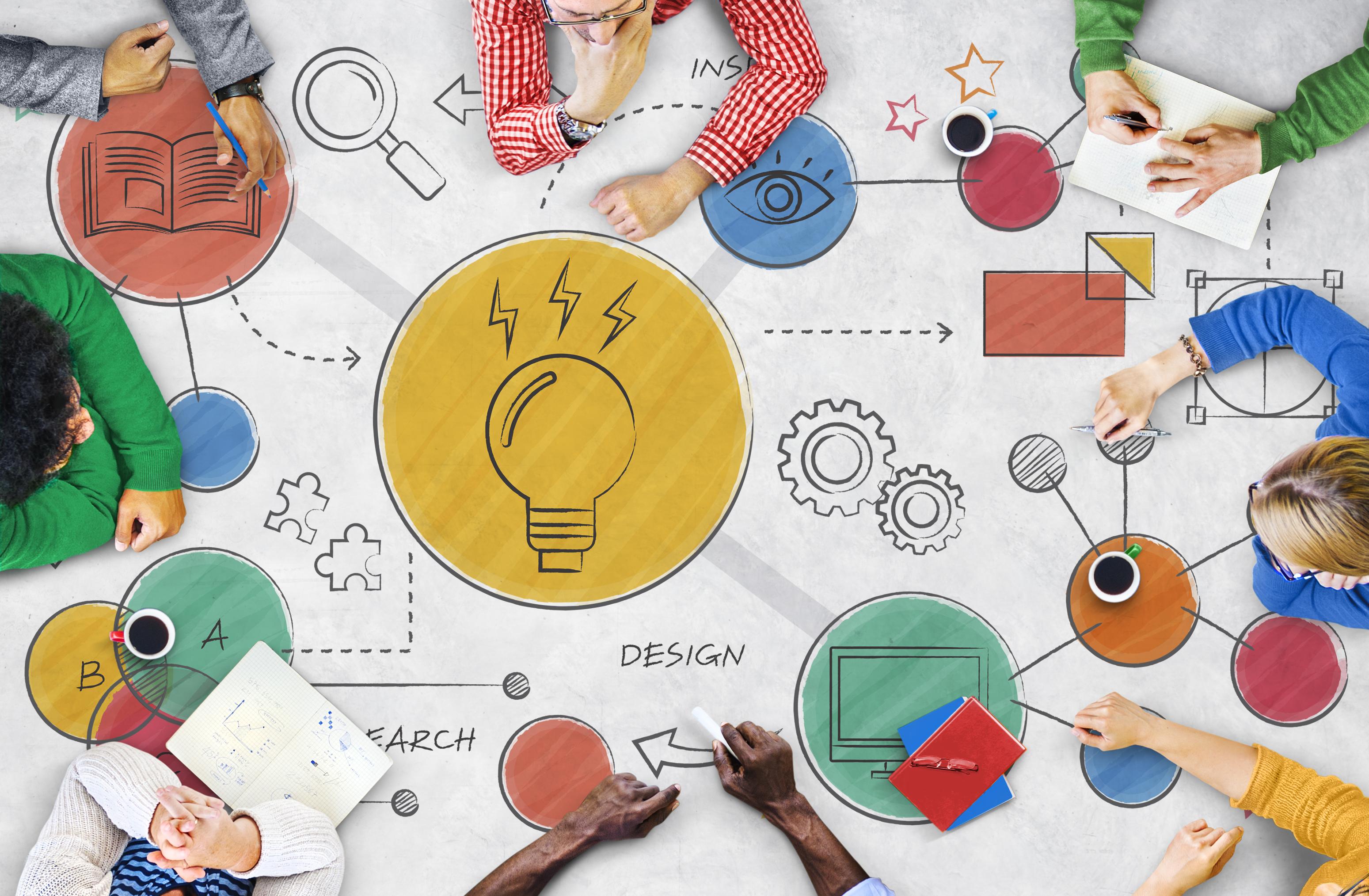 Light Bulb Ideas Creative